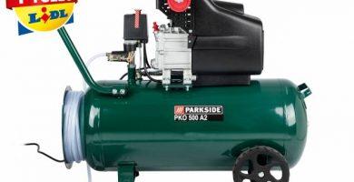 Compressore Parkside Lidl