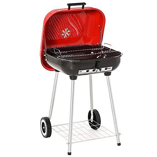 Coperchio Barbecue Portatilel Lidl