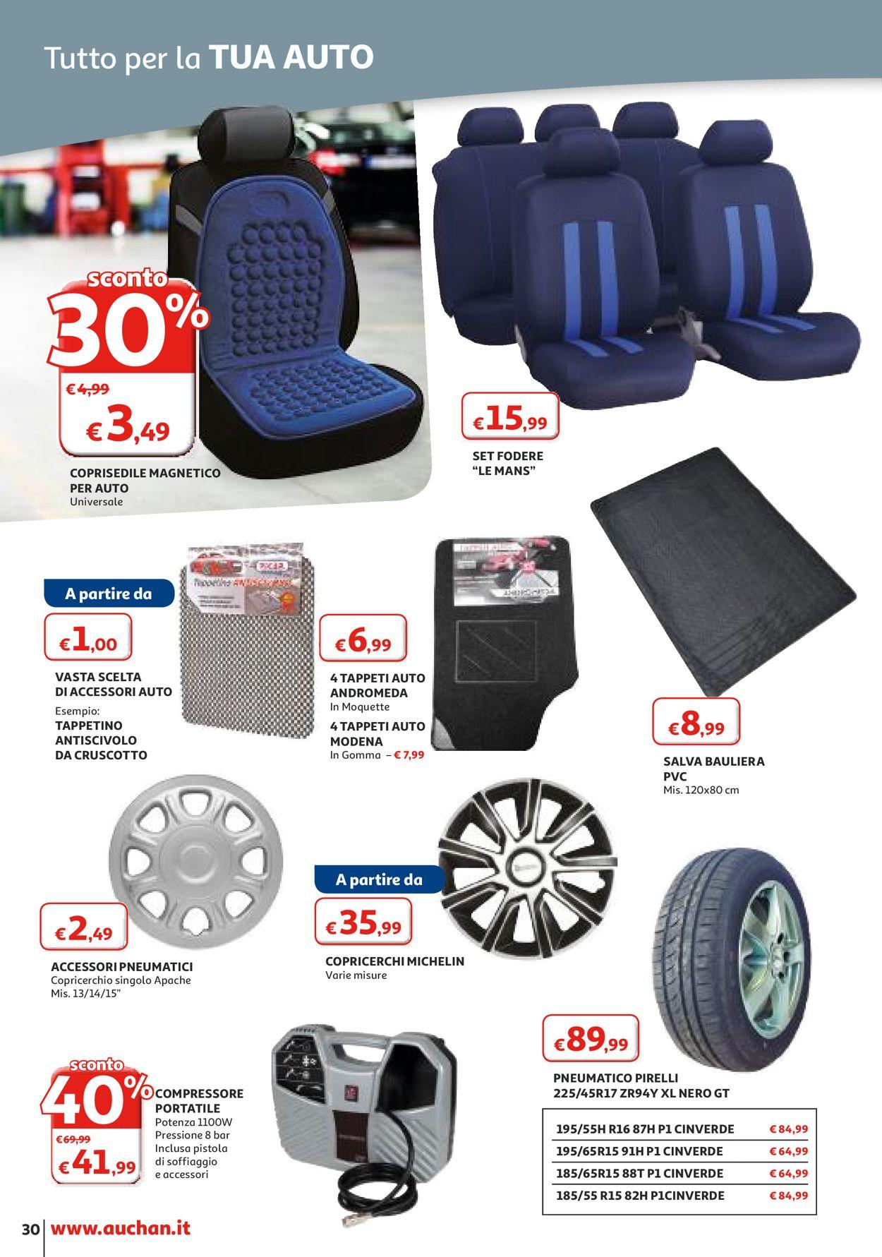 Coprisedili Auto Carrefour