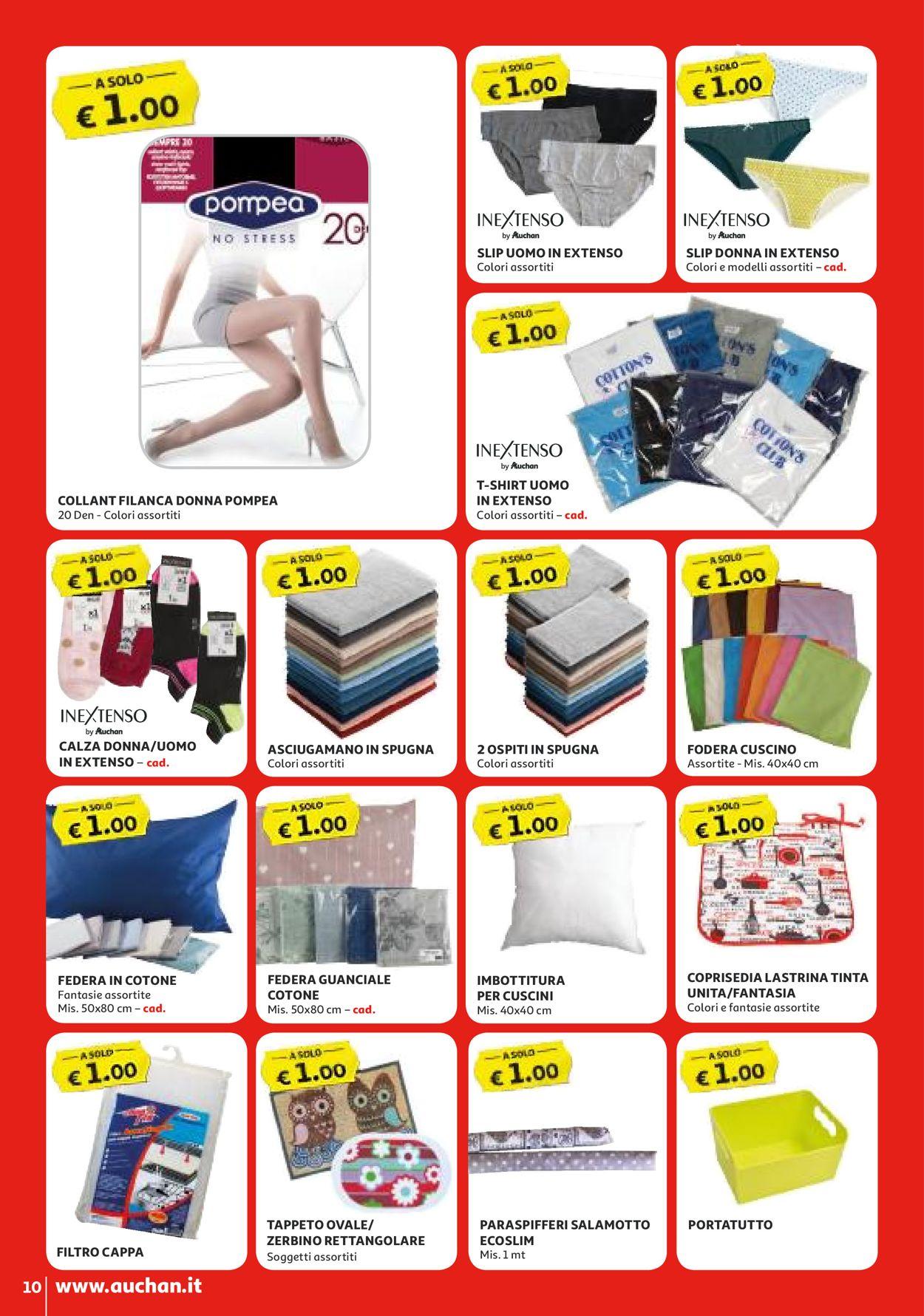 Cuscini Auchan