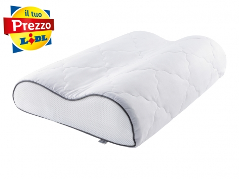Cuscino Cervicale Lidl