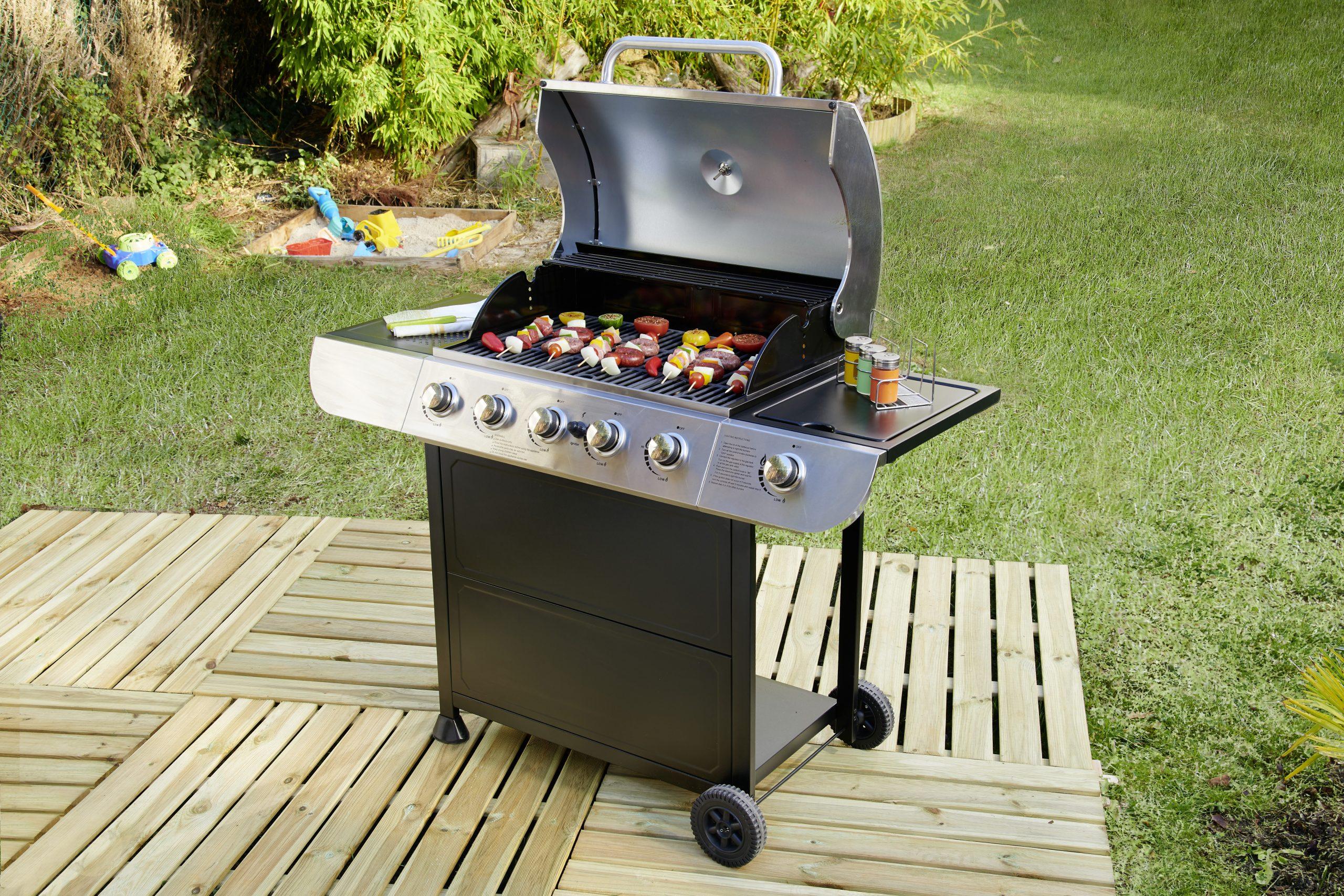 Dei Barbecue Carrefour