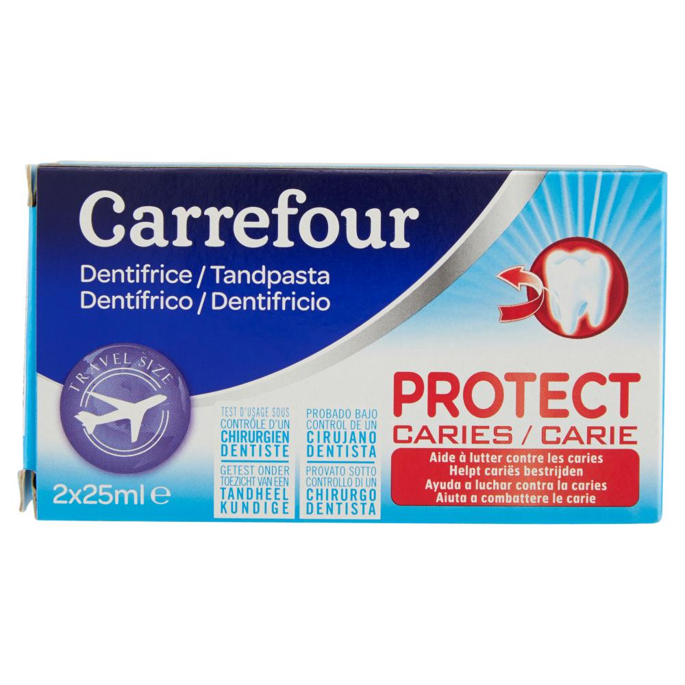 Dentifricio Senza Fluoro Carrefour