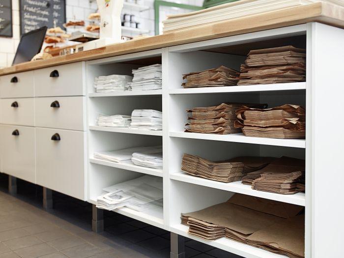 Deposito Abbigliamento Ikea