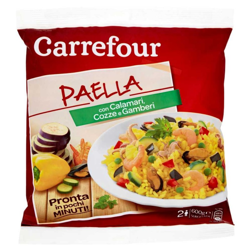 Diffusore Per Paella Carrefour