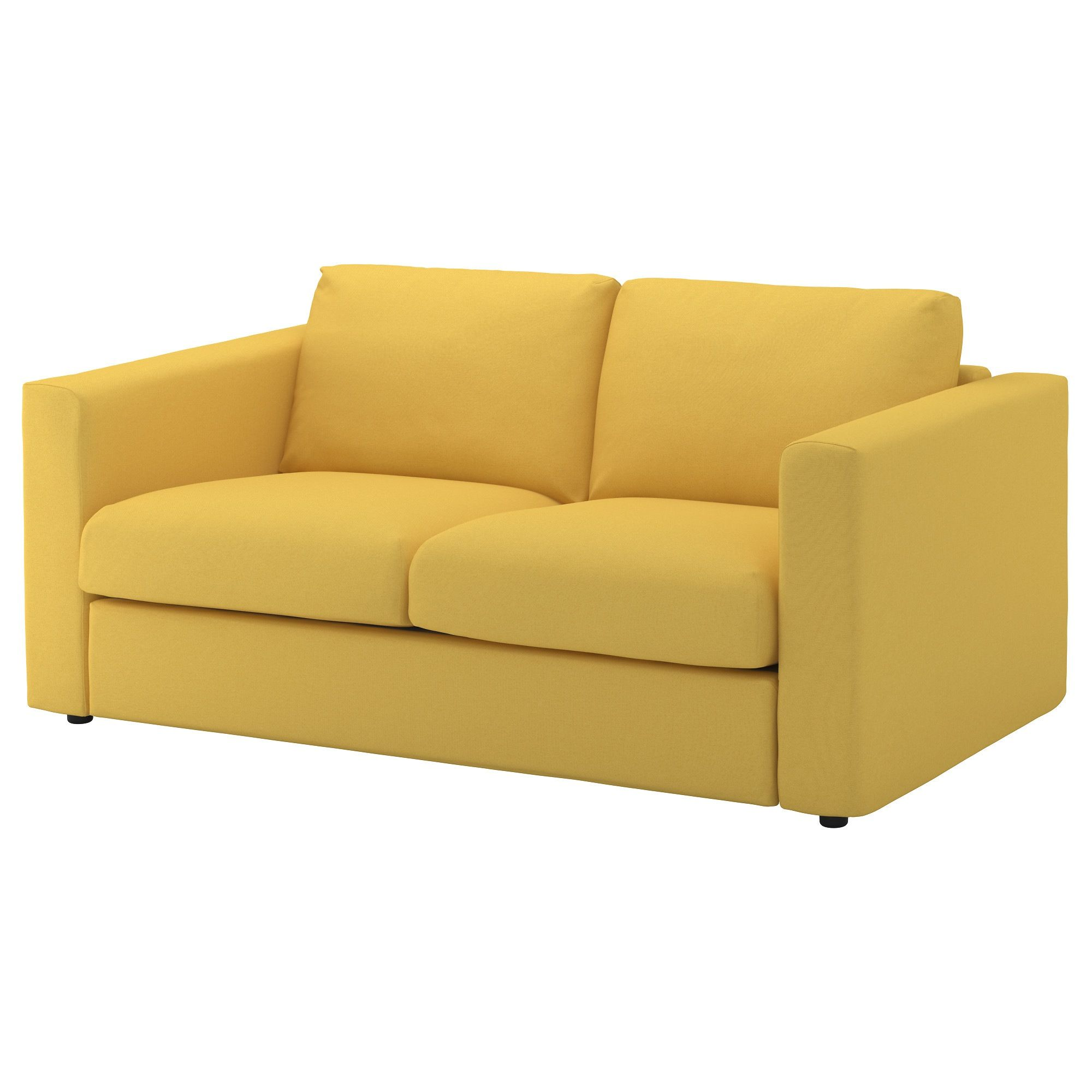 Divano Giallo Ikea