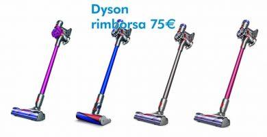 Dyson V7 Animal Extra Unieuro