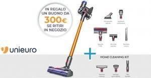 Dyson V8 Home Cleaning Kit Unieuro