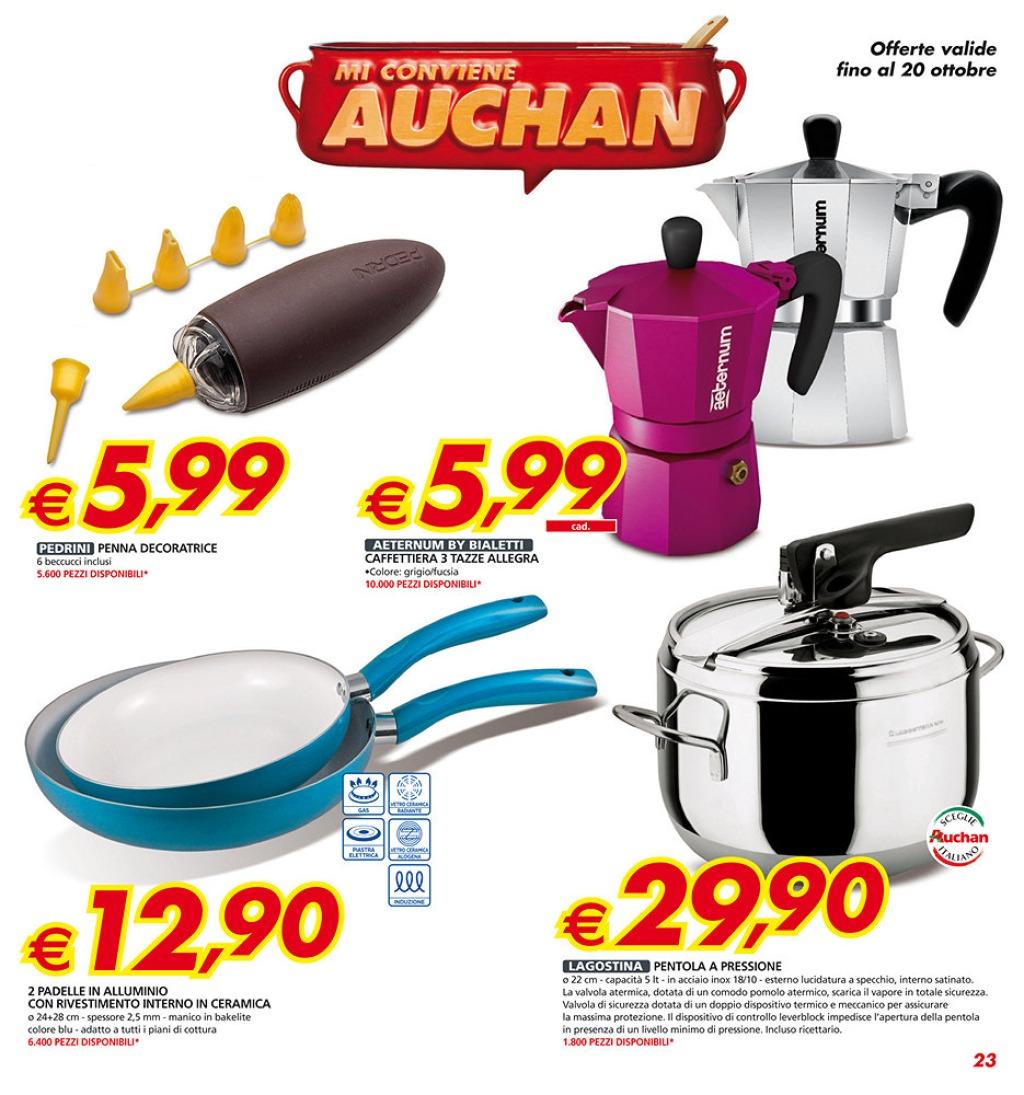 Espresso Pentola Auchan