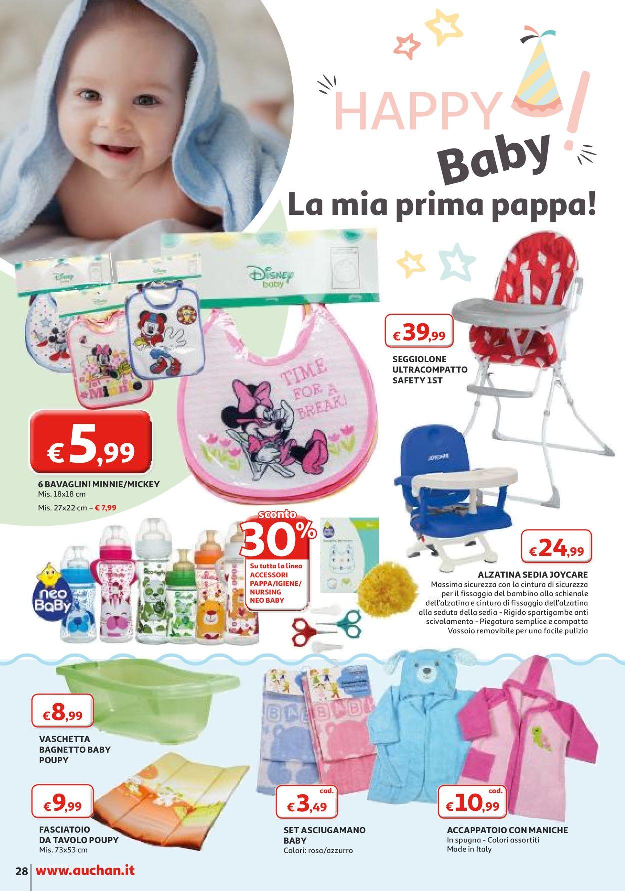 Fasciatoio Auchan