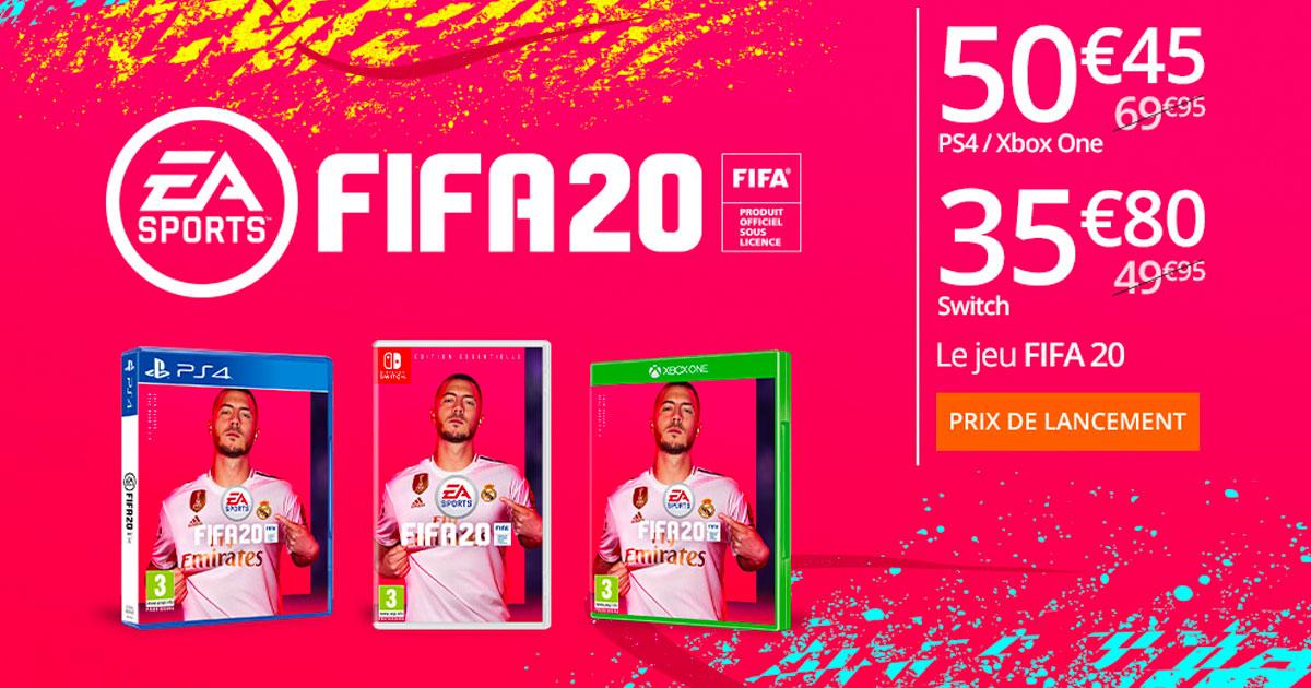 Fifa 20 Carrefour