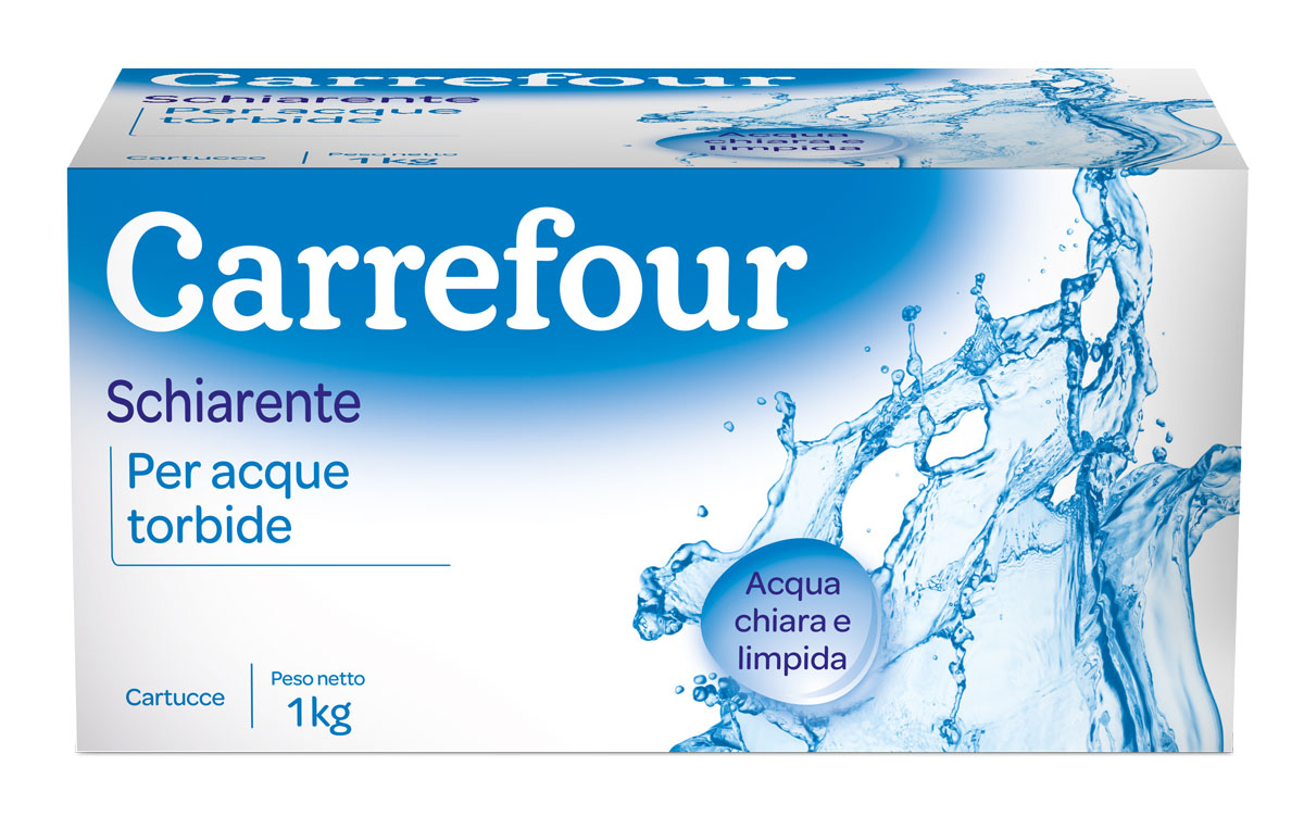 Flocculante Carrefour