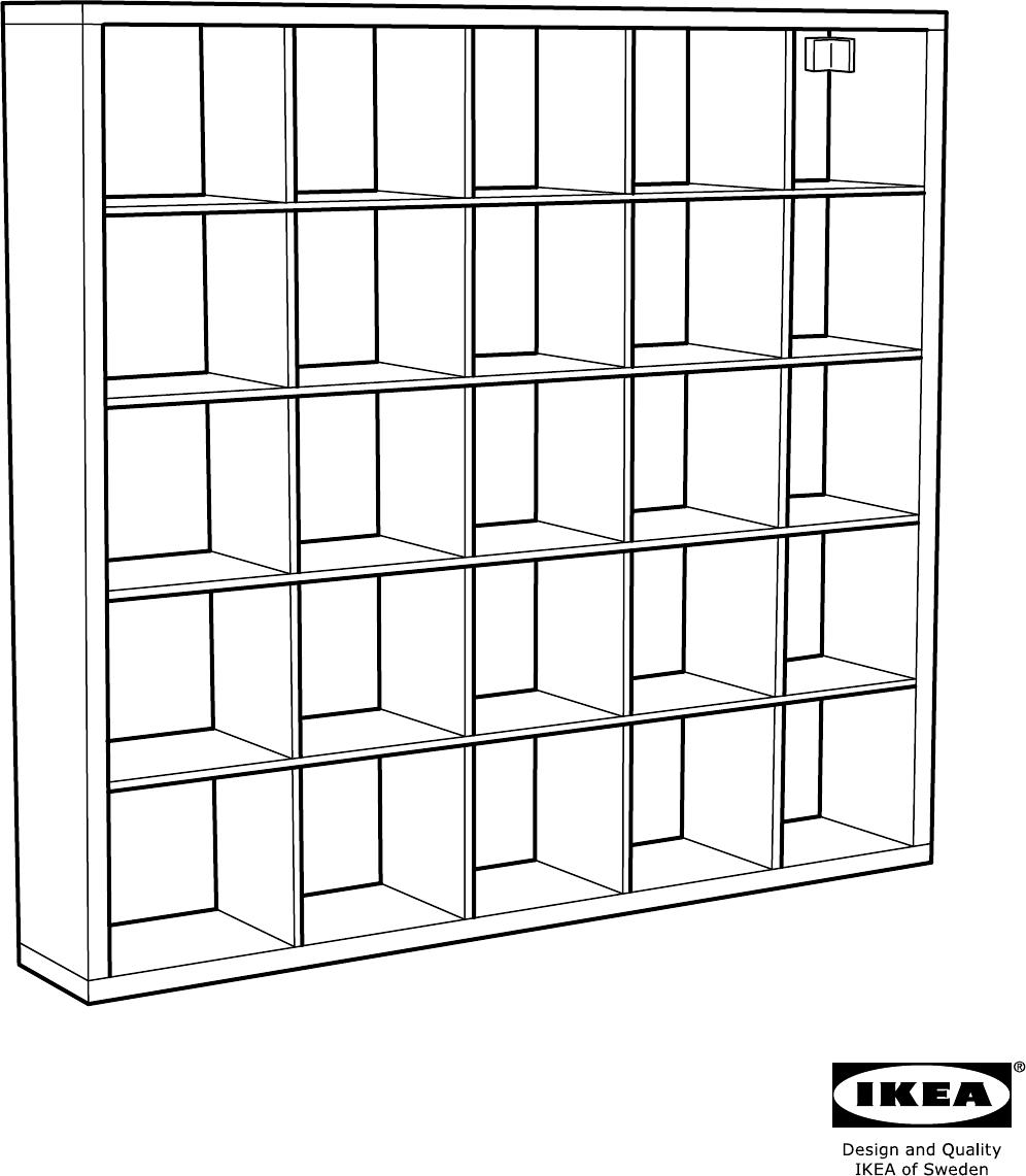 Fogli 2X2 Ikea