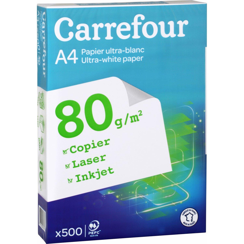 Fogli A4 Carrefour
