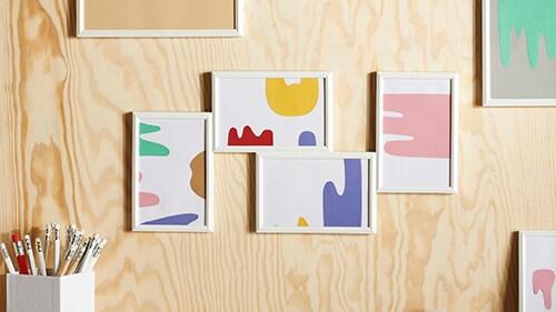 Fogli Di Incorniciatura Ikea
