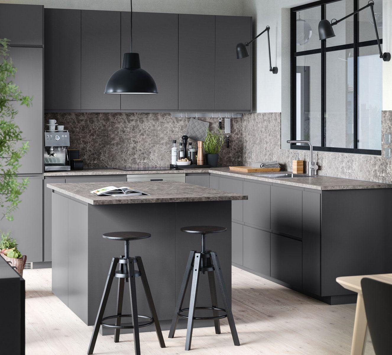 Foto Della Cucina Ikea