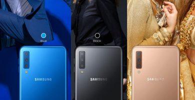 Galaxy A7 Unieuro