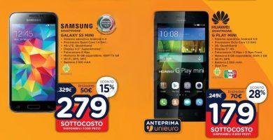 Galaxy S5 Mini Unieuro