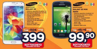 Galaxy S5 Unieuro