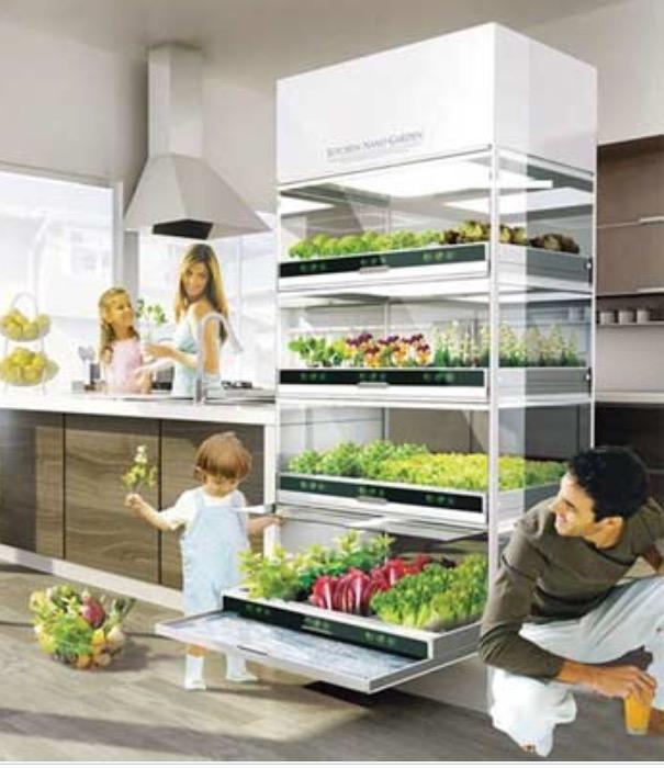 Giardino Idroponico Ikea