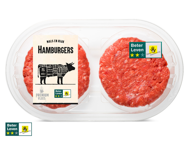 Hamburger Lidl