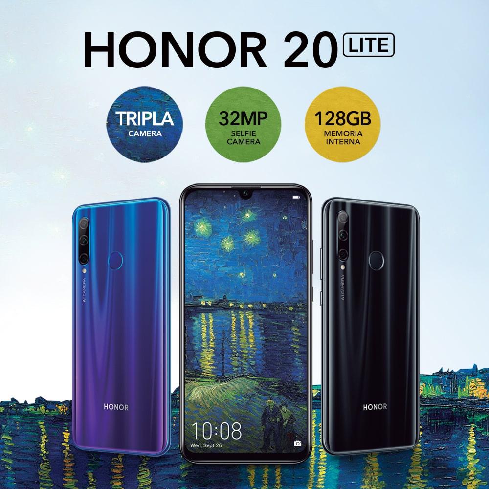Honor 9 Unieuro