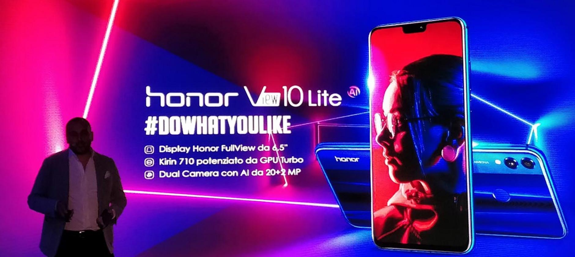 Honor View 10 Lite MediaWorld