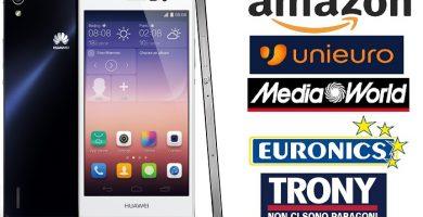 Huawei Ascend P7 Unieuro