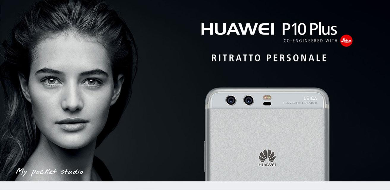 Huawei P10 Plus Unieuro