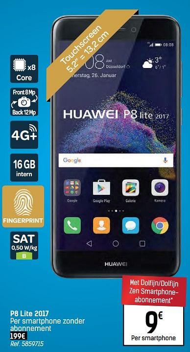 Huawei P8 Lite Carrefour