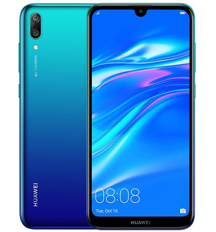 Huawei Y7 2019 Unieuro