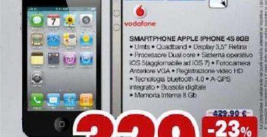 Iphone 4S Unieuro