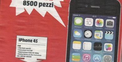 Iphone 5 2015 MediaWorld