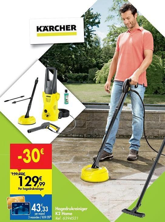 Karcher Carrefour