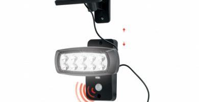 Lampada A Led Sensore Di Movimento Lidl