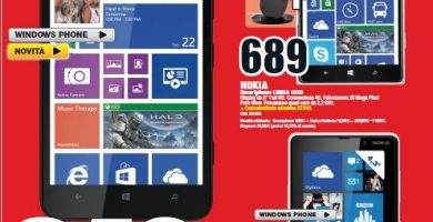 Lumia 1520 MediaWorld