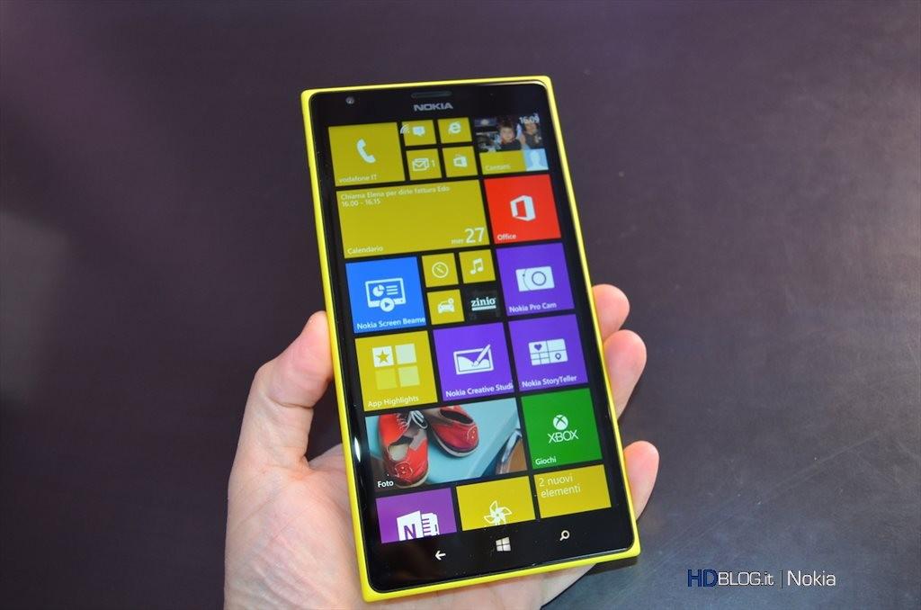 Lumia 1520 Unieuro