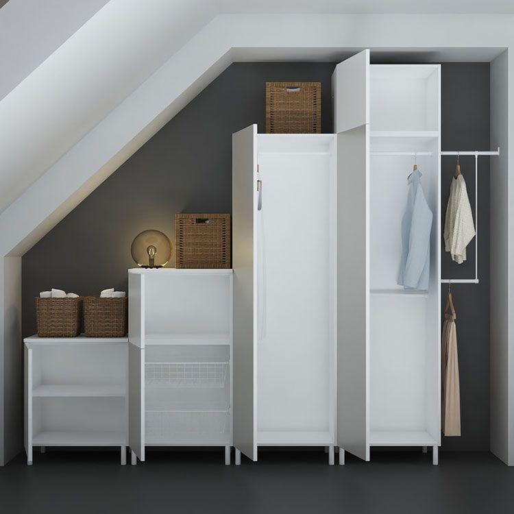 Mansarde Armadietti Ikea