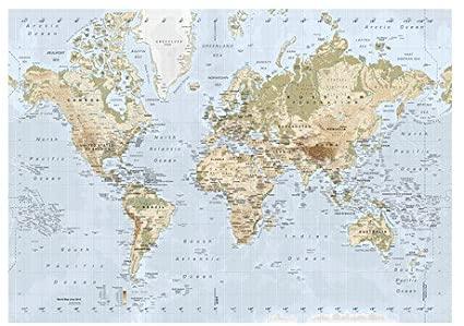 Mappa Del Sughero Del Mondo Ikea