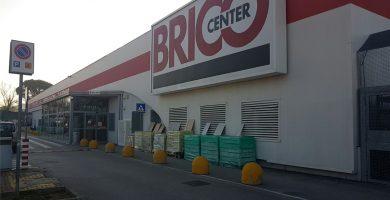 Marciapiede Bricocenter