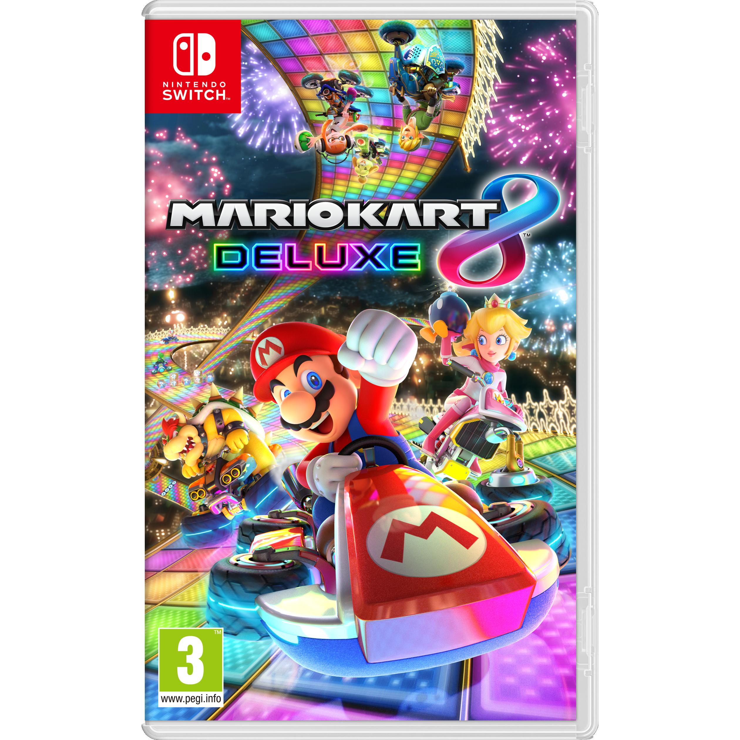 Mario Kart 8 Deluxe Auchan