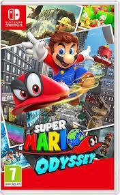 Mario Odyssey Carrefour