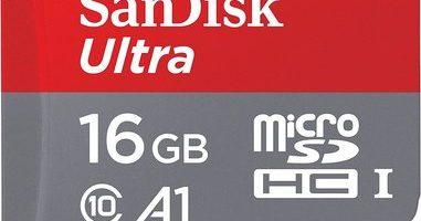 Micro Sd 16Gb Unieuro