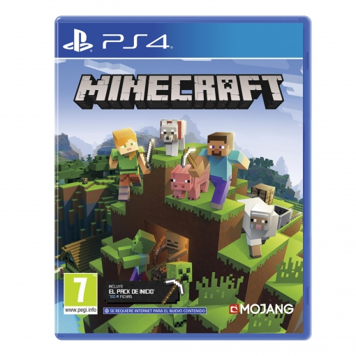 Minecraft Ps4 Carrefour