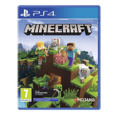 Minecraft Ps4 Unieuro