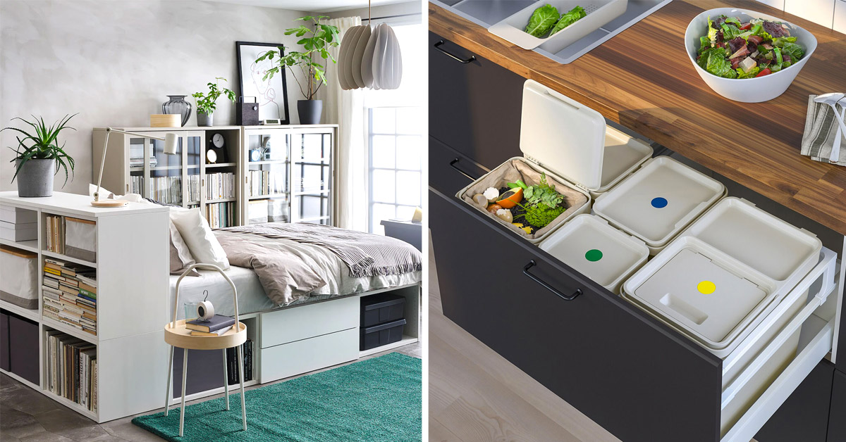Mobili Salvaspazio Ikea