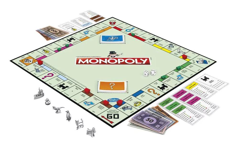 Monopolio E Troni Di Gioco Carrefour