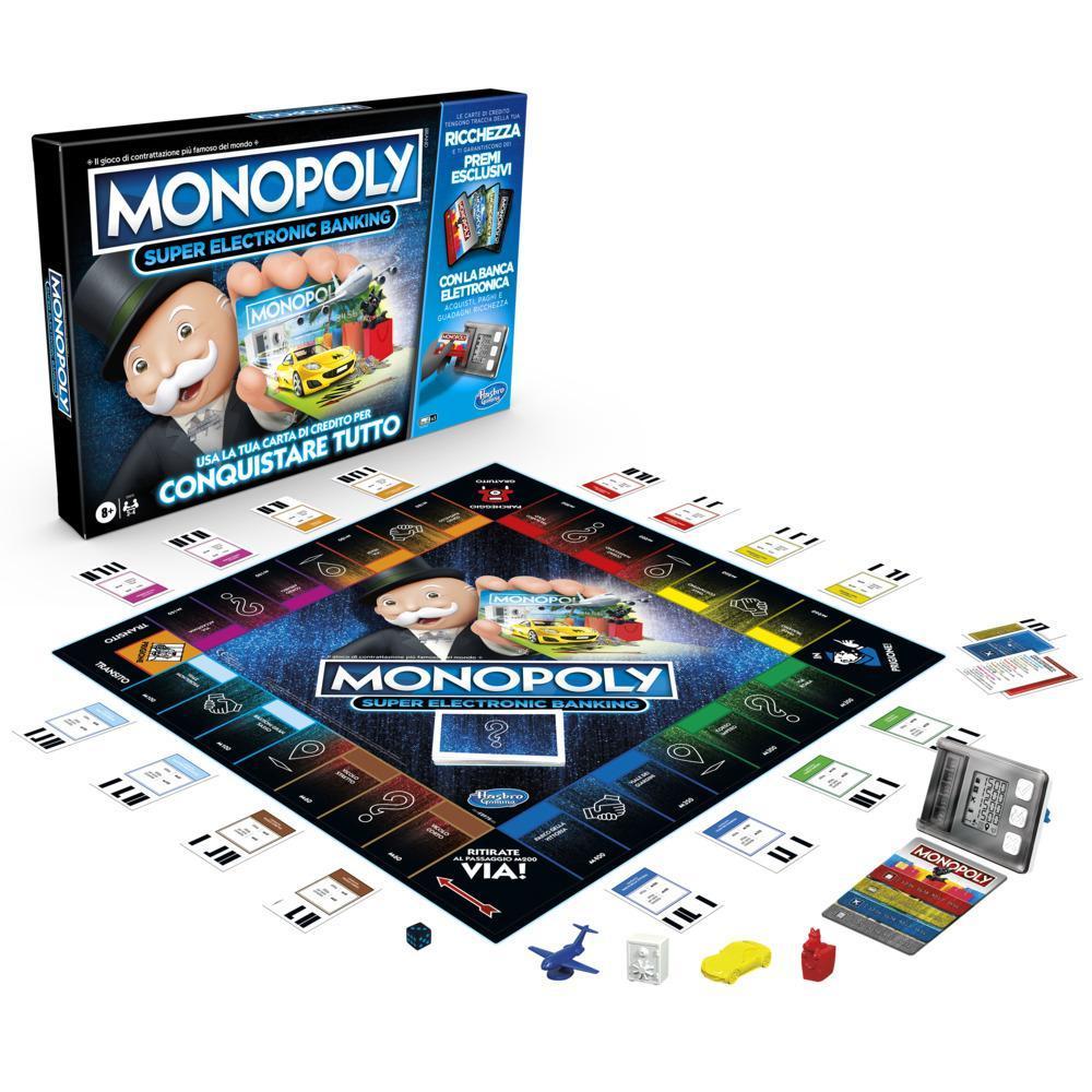 Monopolio Elettronico Carrefour