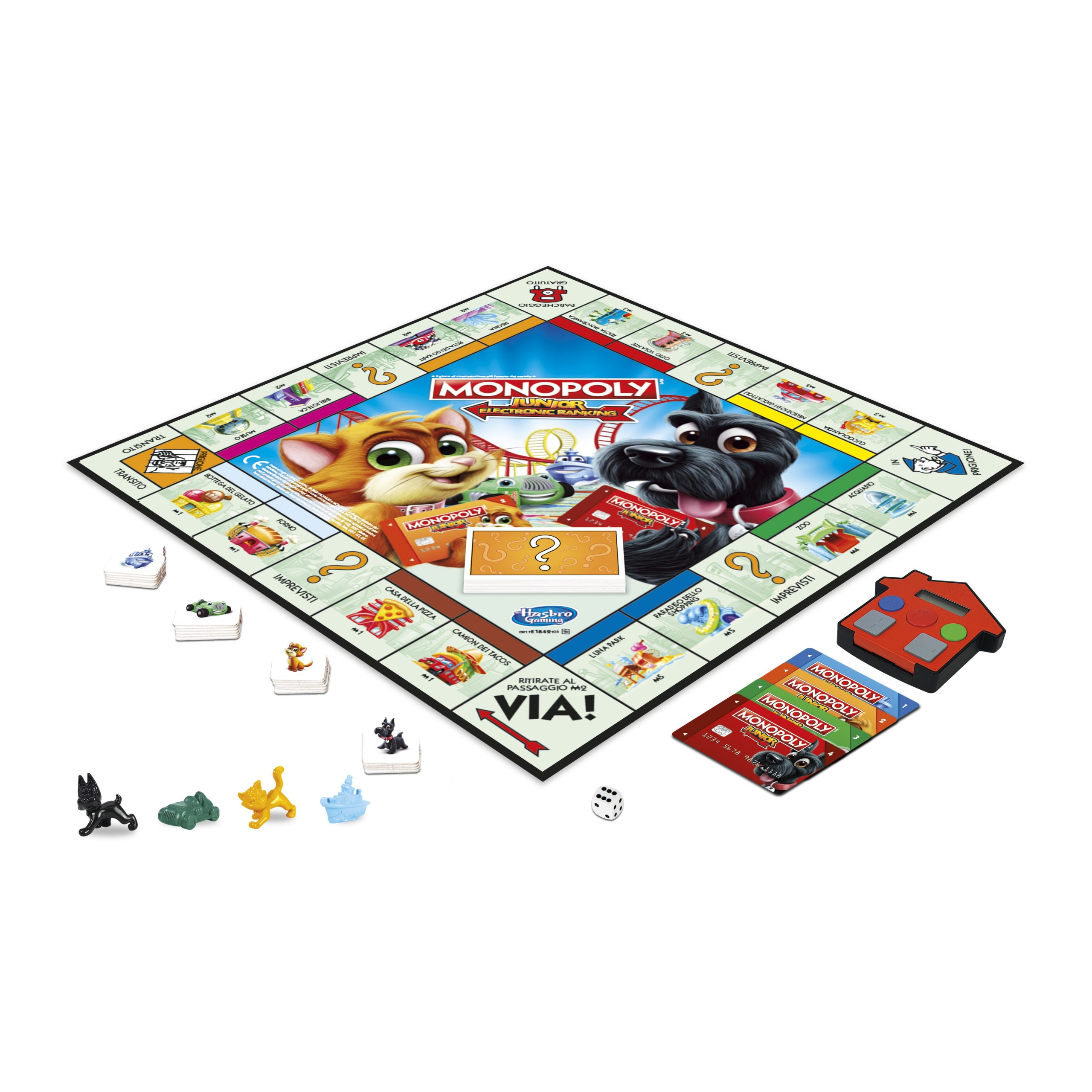 Monopolio Junior Carrefour