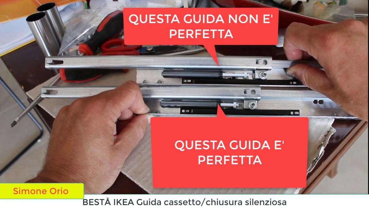 Montaggio Cassetti Ikea